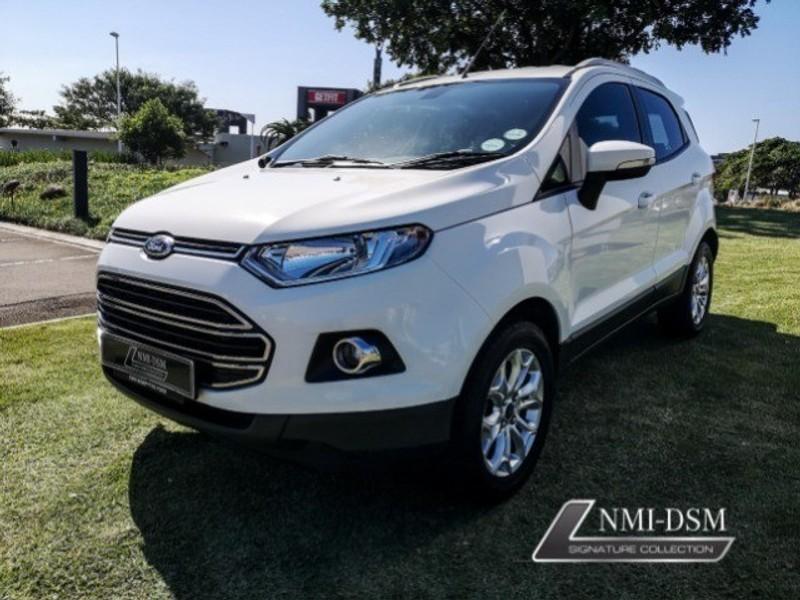 2018 Ford EcoSport 1.5TiVCT Titanium Auto Kwazulu Natal Umhlanga Rocks_0