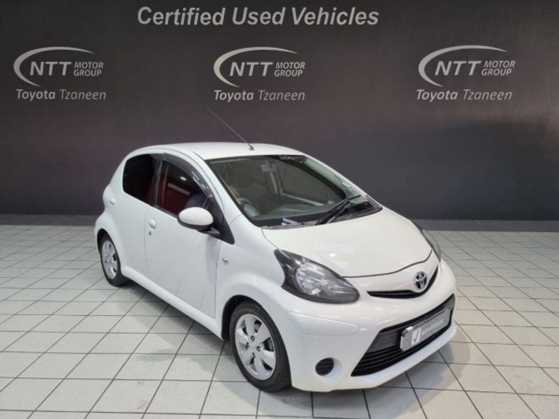 2012 Toyota Aygo 1.0 Wild 5dr  Limpopo Tzaneen_0