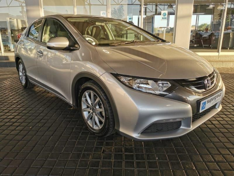 2014 Honda Civic 1.8 Elegance 5dr  Gauteng Johannesburg_0