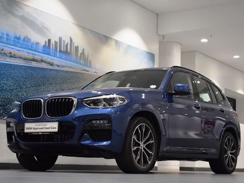2020 BMW X3 xDRIVE 20d M-Sport G01 Kwazulu Natal Umhlanga Rocks_0