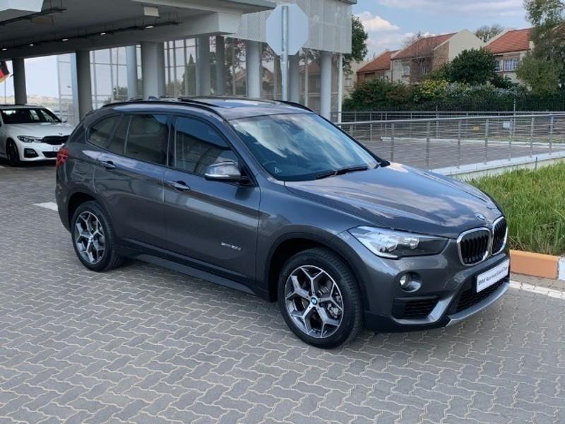 2016 BMW X1 sDRIVE20d Auto Gauteng Centurion_0