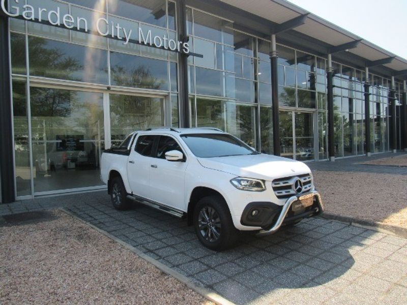 2018 Mercedes-Benz X-Class X250d 4x4 Progressive Mpumalanga Nelspruit_0