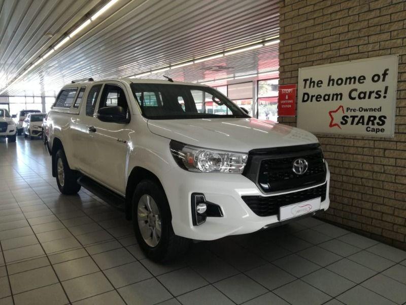 2019 Toyota Hilux 2.4 GD-6 RB SRX AT PU ECAB Western Cape Bellville_0