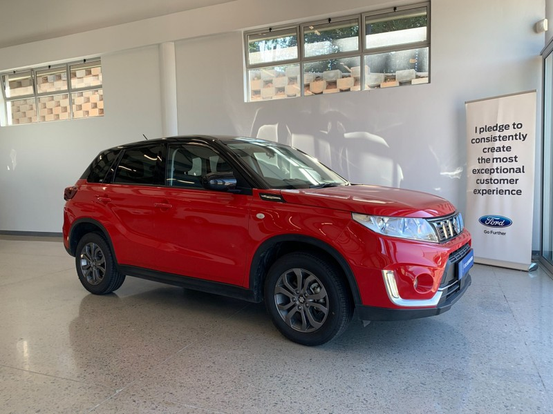 2019 Suzuki Vitara 1.6 GL Auto Mpumalanga White River_0