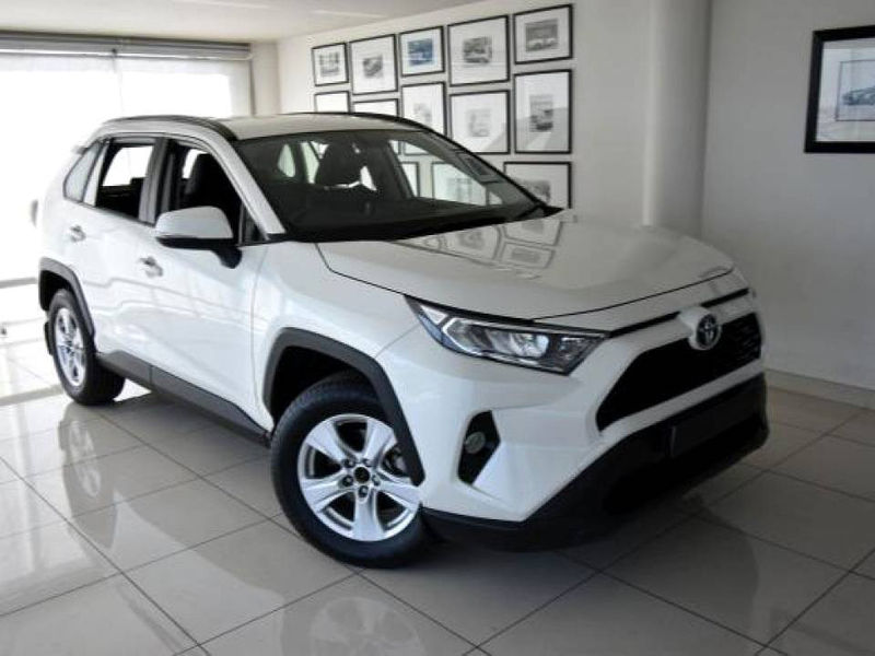 2019 Toyota Rav 4 2.0 GX CVT Gauteng Centurion_0