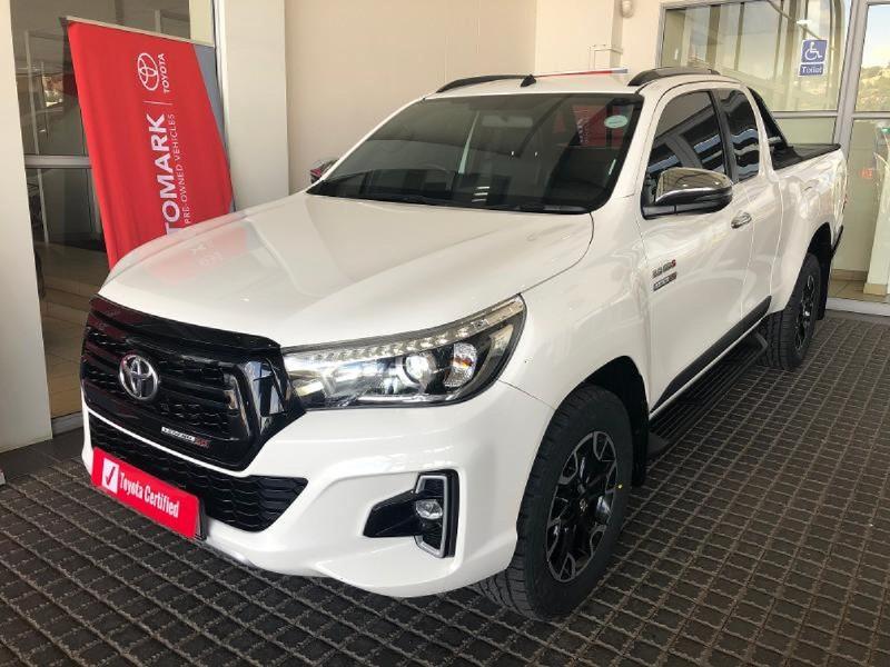 2020 Toyota Hilux 2.8 GD-6 RB Raider PU ECAB Gauteng Rosettenville_0