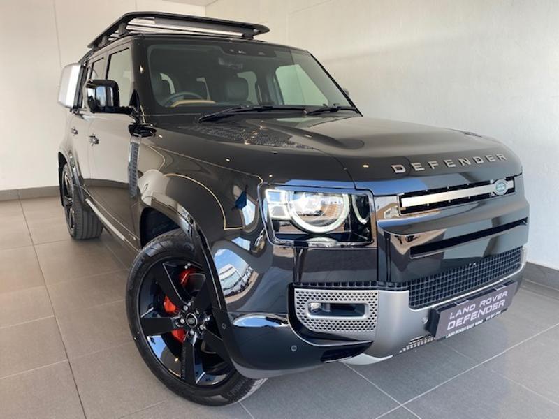 2021 Land Rover Defender 110 D300 X 221kW Gauteng Johannesburg_0