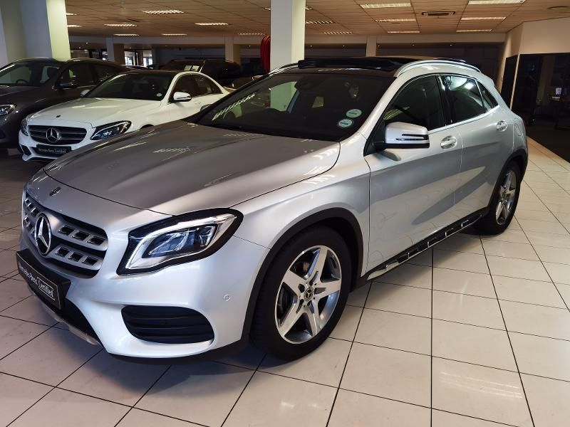 2020 Mercedes-Benz GLA-Class 200 Auto Western Cape Cape Town_0