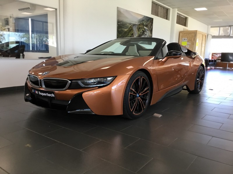 2020 BMW i8 Roadster Kwazulu Natal Newcastle_0