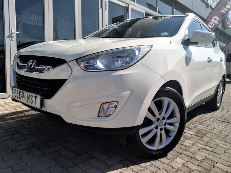 2011 Hyundai iX35 2.0 Executive Mpumalanga Nelspruit_0