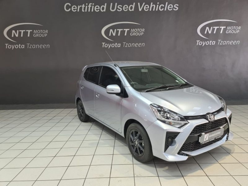 2021 Toyota Agya 1.0 Limpopo Tzaneen_0