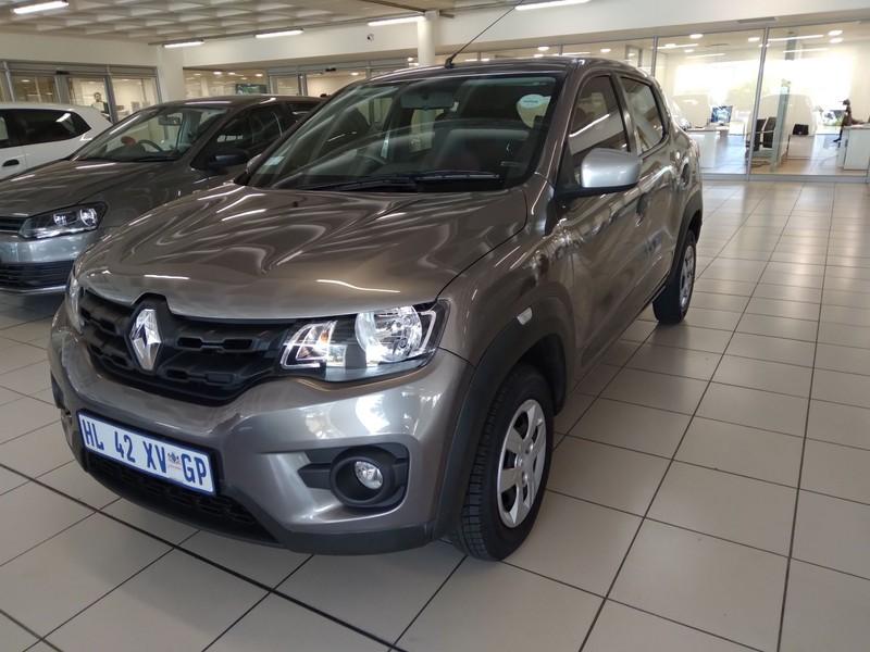 2018 Renault Kwid 1.0 Dynamique 5-Door Auto Gauteng Pretoria_0