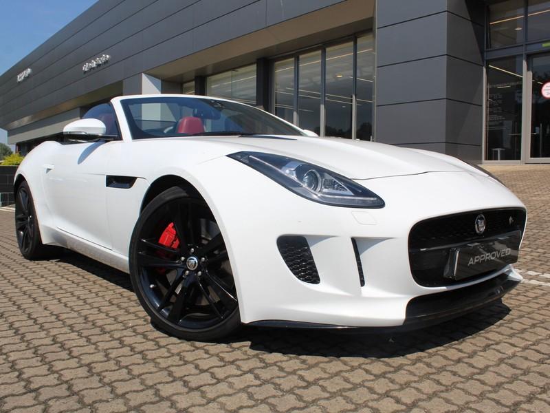 2014 Jaguar F-Type S 3.0 V6 Kwazulu Natal Pietermaritzburg_0