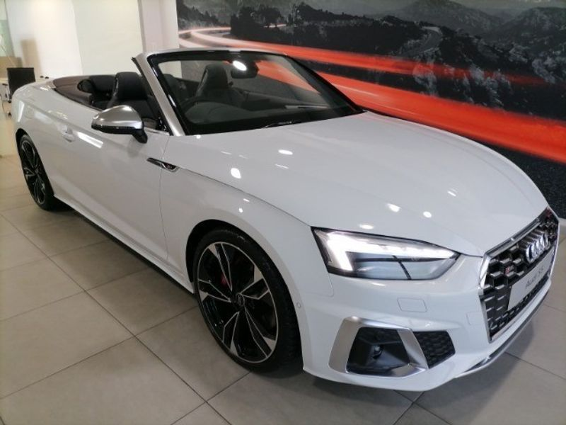 2021 Audi S5 Cab 3.0T FSI Quattro TIP Kwazulu Natal Pietermaritzburg_0