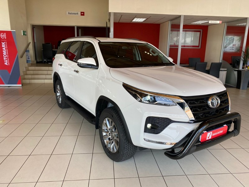 2021 Toyota Fortuner 2.8GD-6 4x4 Auto Gauteng Centurion_0