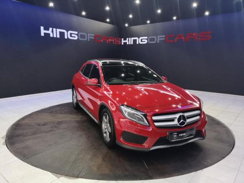 2016 Mercedes-Benz GLA 200 CDI Auto Gauteng Boksburg_0