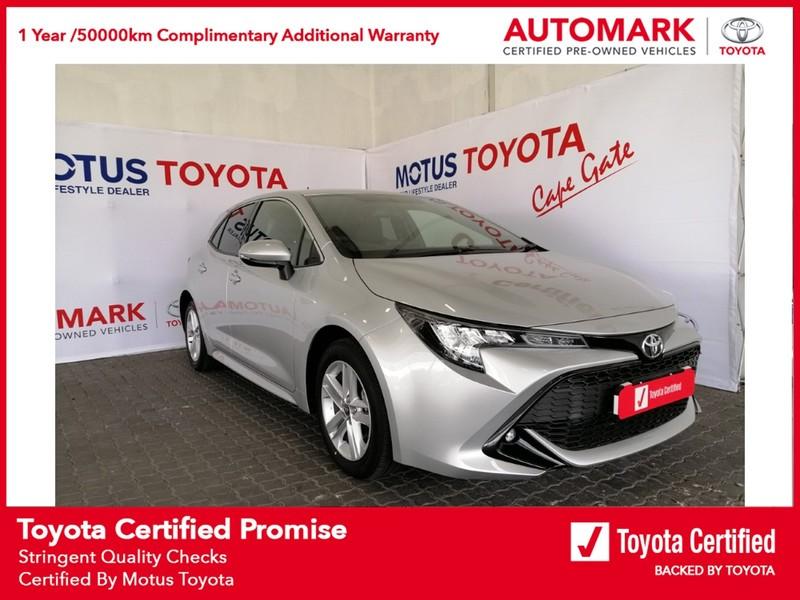 2021 Toyota Corolla 1.2T XS 5-Door Western Cape Brackenfell_0