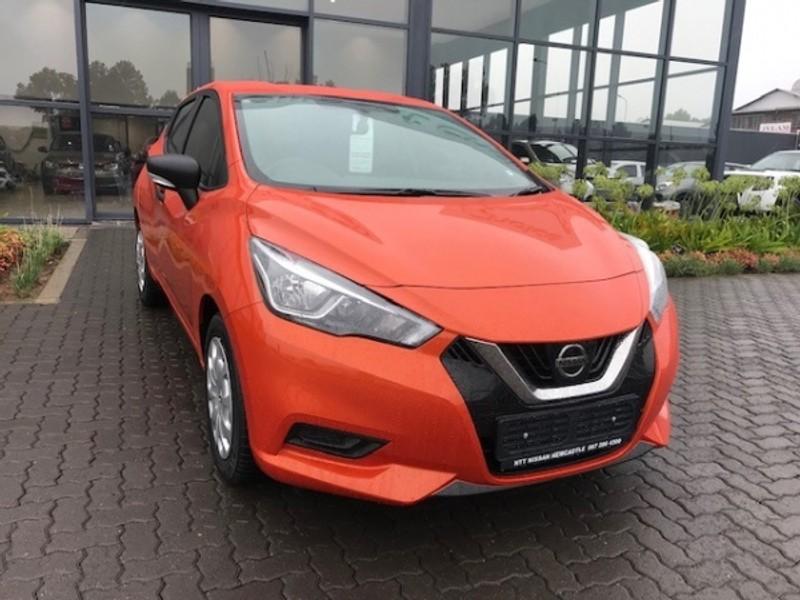 2021 Nissan Micra 900T Visia Kwazulu Natal Newcastle_0