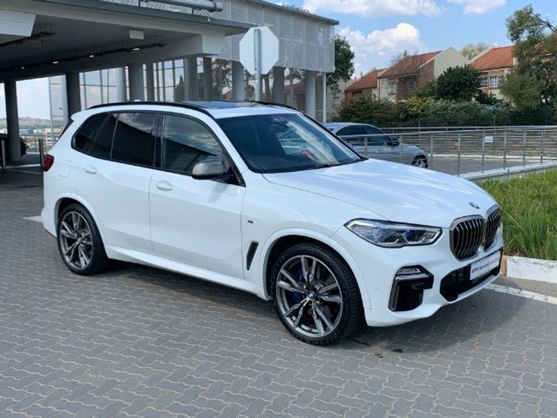 2019 BMW X5 M50d Gauteng Centurion_0