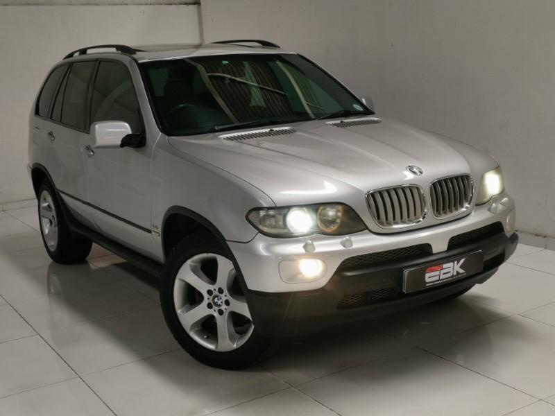 2005 BMW X5 4.4 At  Gauteng Johannesburg_0