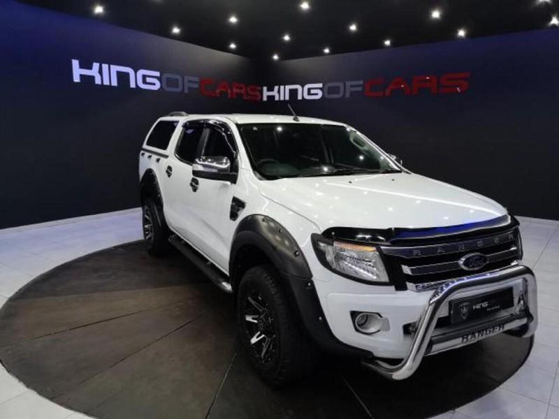 2013 Ford Ranger 3.2tdci Xlt At  Pu Dc  Gauteng Boksburg_0