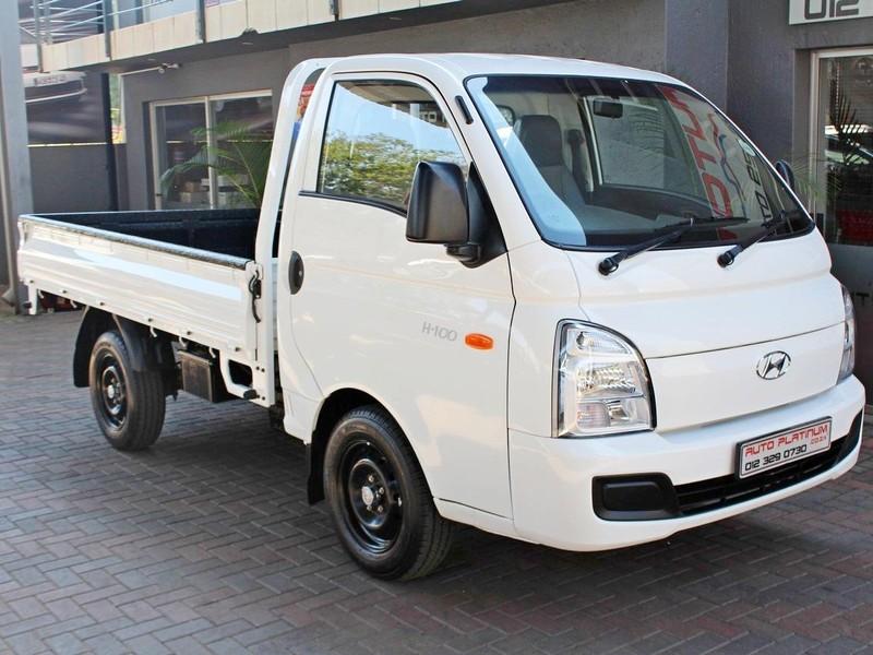 2020 Hyundai H100 Bakkie 2.6d Fc Ds  Gauteng Pretoria_0