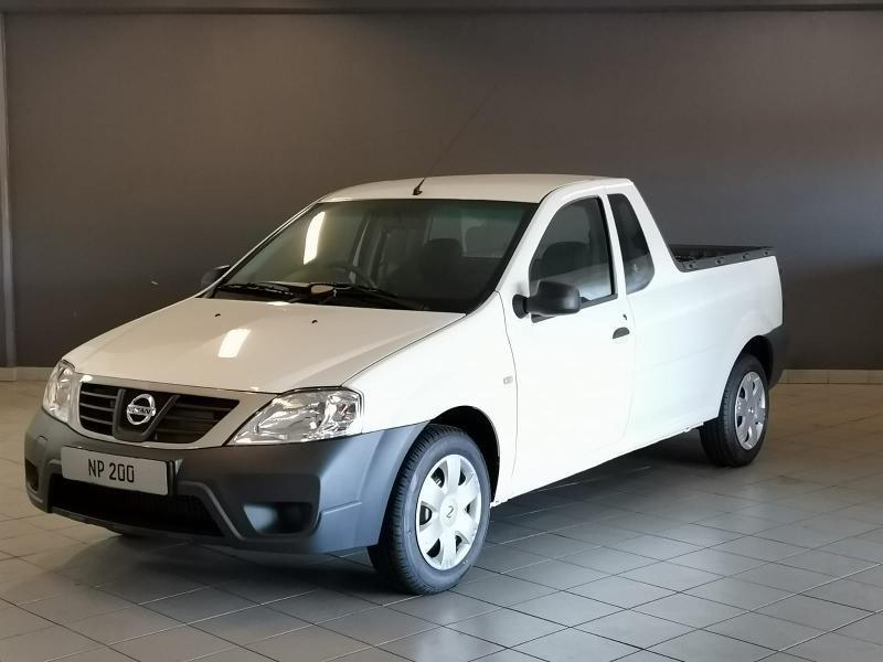2021 Nissan NP200 1.5 Dci  Ac Safety Pack Pu Sc  Gauteng Alberton_0