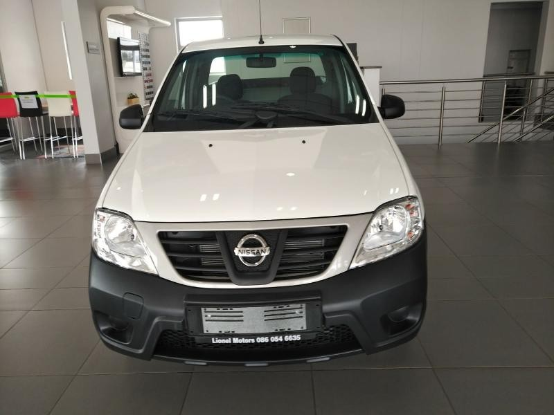 2021 Nissan NP200 1.5 Dci  Ac Safety Pack Pu Sc  North West Province Rustenburg_0