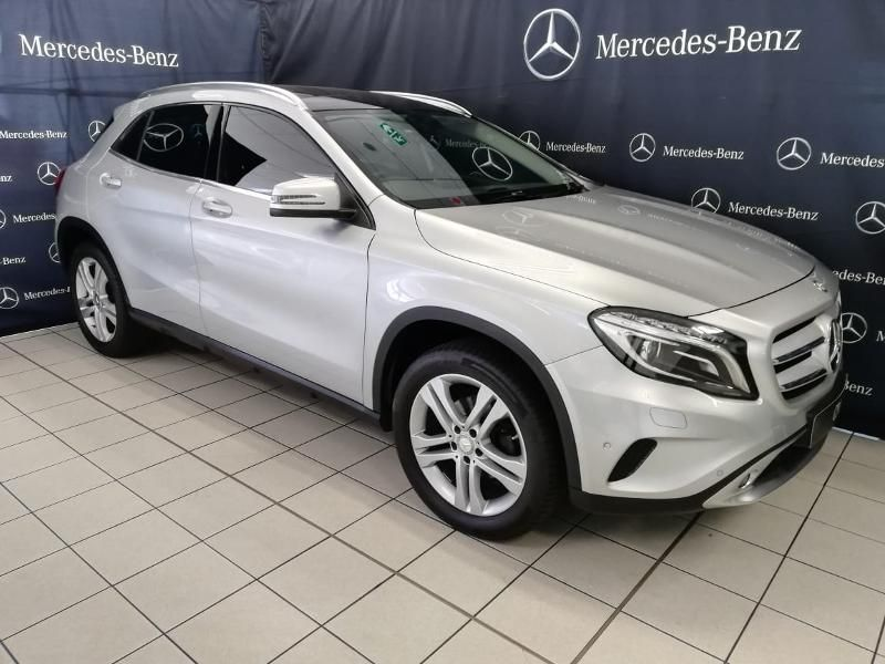 2015 Mercedes-Benz GLA 200 Auto Western Cape Claremont_0