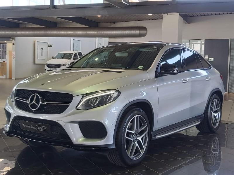 2018 Mercedes-Benz GLE-Class 350d 4MATIC Western Cape Cape Town_0
