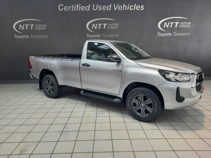 2021 Toyota Hilux 2.4 GD-6 RB Raider Single Cab Bakkie Limpopo Tzaneen_0