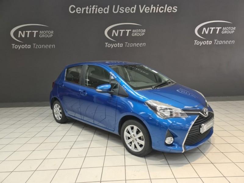 2017 Toyota Yaris 1.3 5-Door Limpopo Tzaneen_0