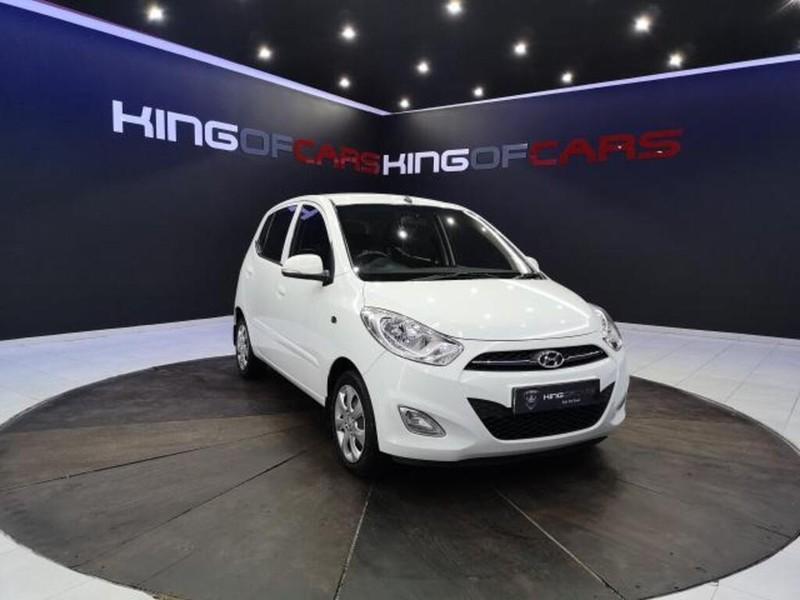 2014 Hyundai i10 1.25 Gls At  Gauteng Boksburg_0