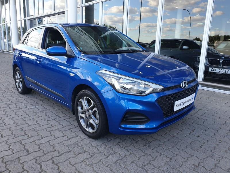2018 Hyundai i20 1.2 Fluid Western Cape Tygervalley_0