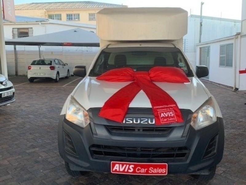 2018 Isuzu D-MAX 250C Fleetside Single Cab Bakkie Western Cape Cape Town_0