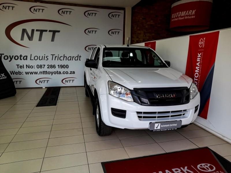 2015 Isuzu KB Series 250 D-TEQ HO LE Double Cab Bakkie Limpopo Louis Trichardt_0