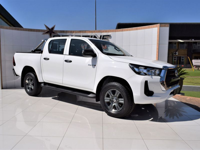 2021 Toyota Hilux 2.4 GD-6 RB Raider Auto Double Cab Bakkie Gauteng De Deur_0
