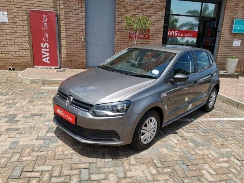 2020 Volkswagen Polo Vivo 1.4 Trendline 5-Door Gauteng Johannesburg_0