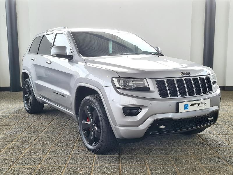 2017 Jeep Grand Cherokee 3.6 Overland Gauteng Midrand_0