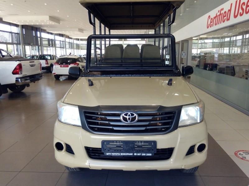 2012 Toyota Hilux 2.5 D-4d Srx 4x4 Pu Sc  Limpopo Mokopane_0
