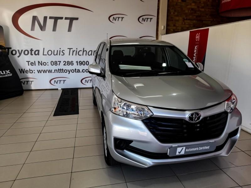 2019 Toyota Avanza 1.5 SX Limpopo Louis Trichardt_0