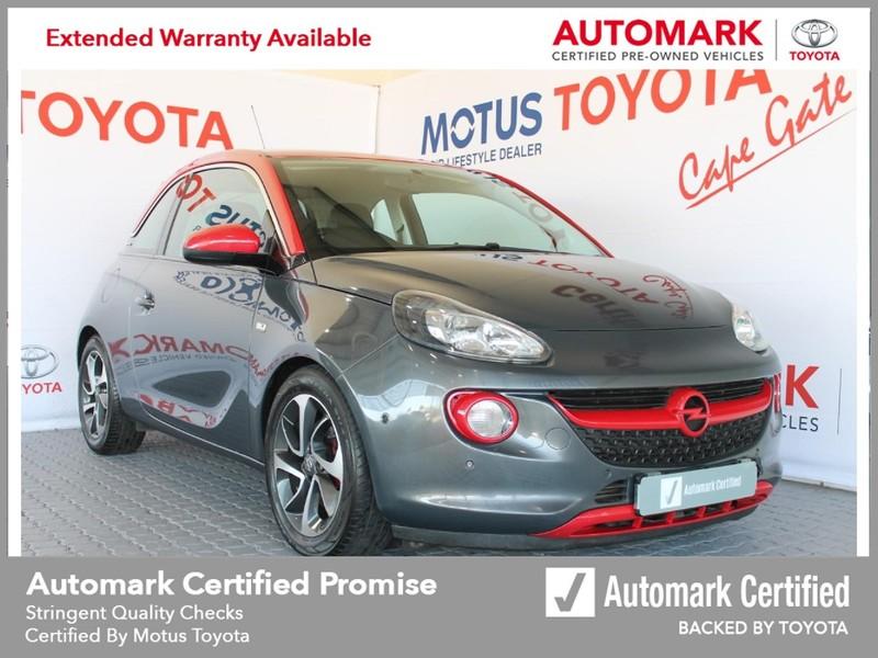 2015 Opel Adam 1.0T GLAM 3-Door Western Cape Brackenfell_0