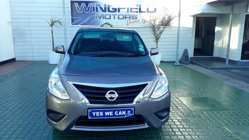 2019 Nissan Almera 1.5 Acenta Auto Western Cape Cape Town_0