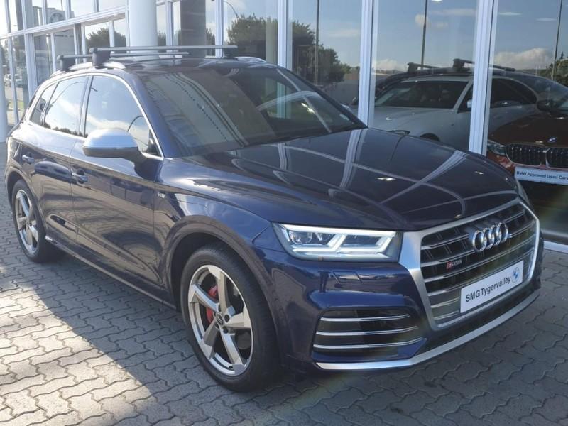 2017 Audi SQ5 3.0 TFSI Quattro Tiptronic Western Cape Tygervalley_0