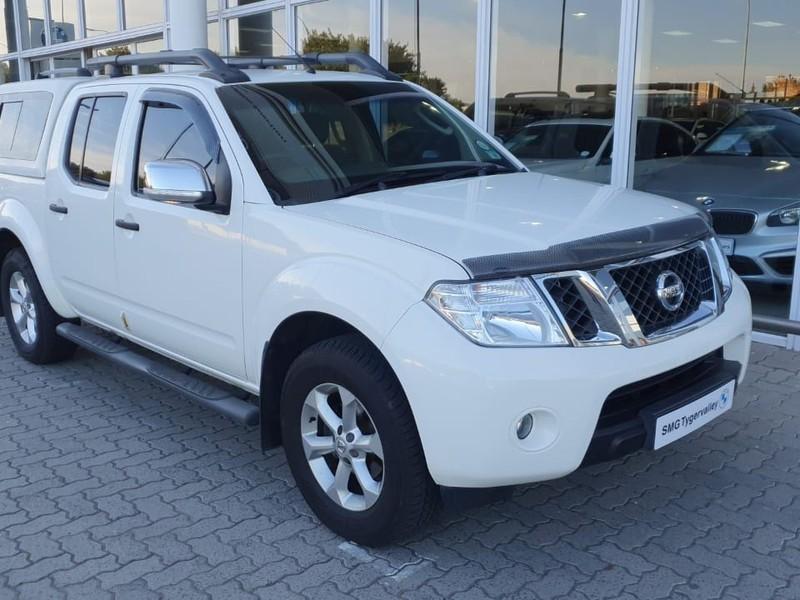 2013 Nissan Navara 2.5 Dci Le 4x4 Pu Dc  Western Cape Tygervalley_0