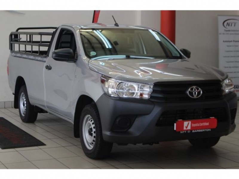 2021 Toyota Hilux 2.4 GD Single-Cab Mpumalanga Barberton_0