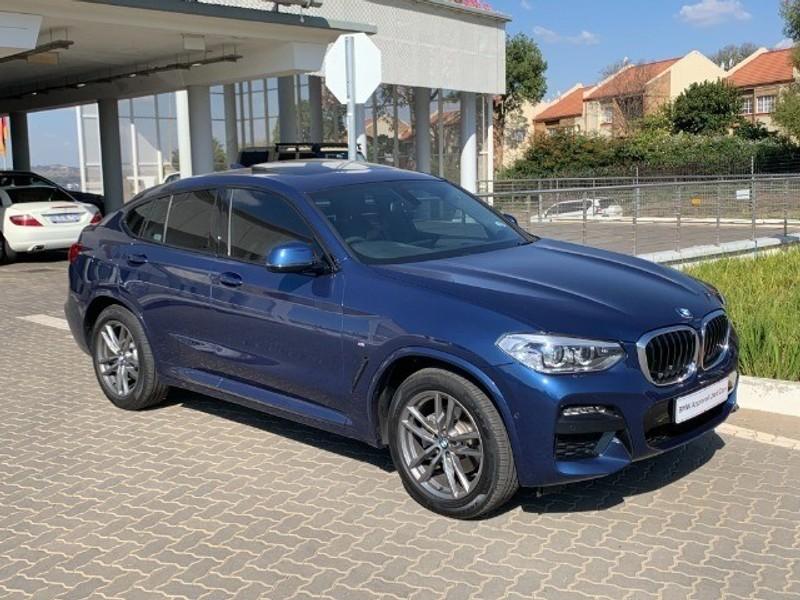 2020 BMW X4 xDRIVE20d M Sport Gauteng Centurion_0