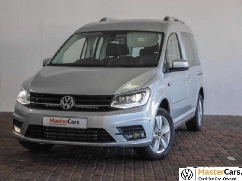 2021 Volkswagen Caddy 2.0TDi Trendline Western Cape Cape Town_0