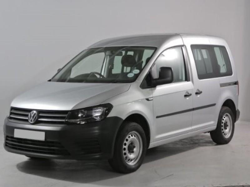 2017 Volkswagen Caddy MAXI Crewbus 2.0 TDi Western Cape Cape Town_0