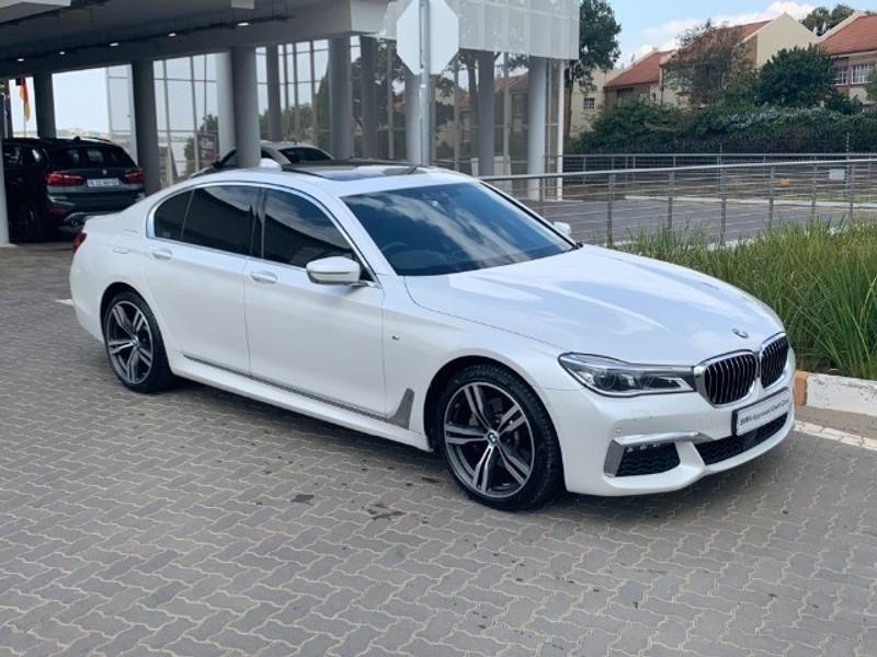 2018 BMW 7 Series 730d M Sport Gauteng Centurion_0